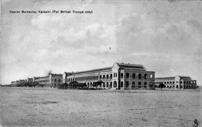 Napier-Barracks