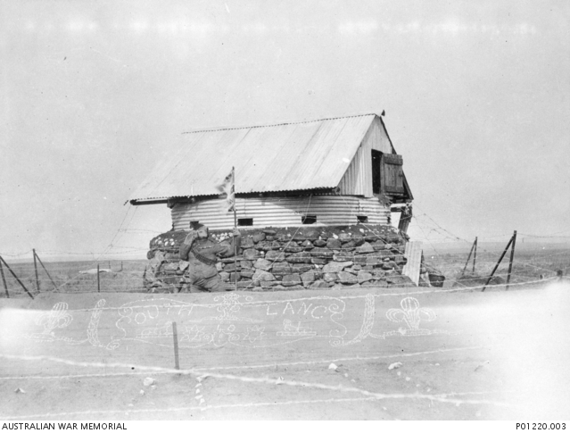 Block House near De Jagers Drift, Transvaal