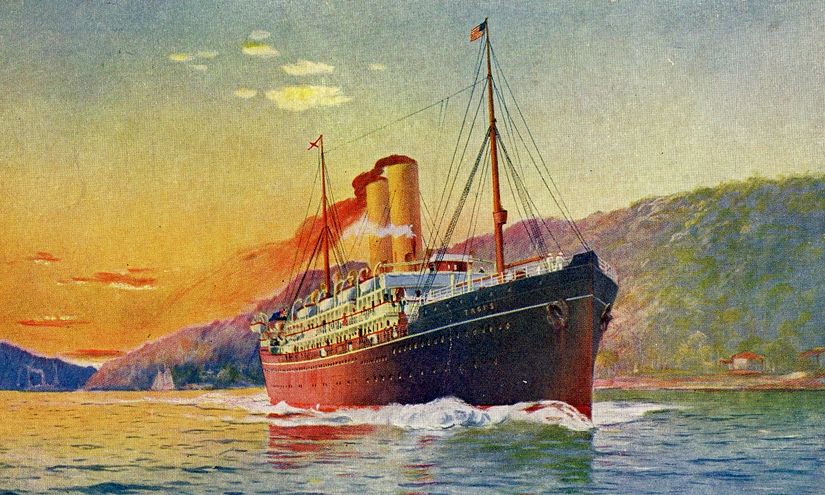 RMS Tagus