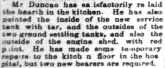 Talbot Leader newspaper, 7 May 1927