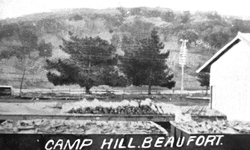The secret of Camp Hill